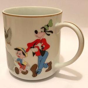 Vintage Walt Disney productions mug